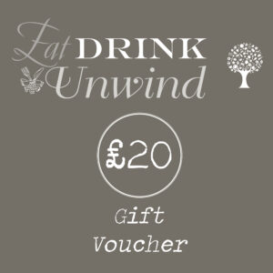 Heaven Scent Coffee Shop 20 pounds gift voucher