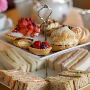 Heaven Scent Coffee Shop Afternoon Tea Voucher